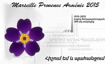 Marseille Provence Arménie 2015